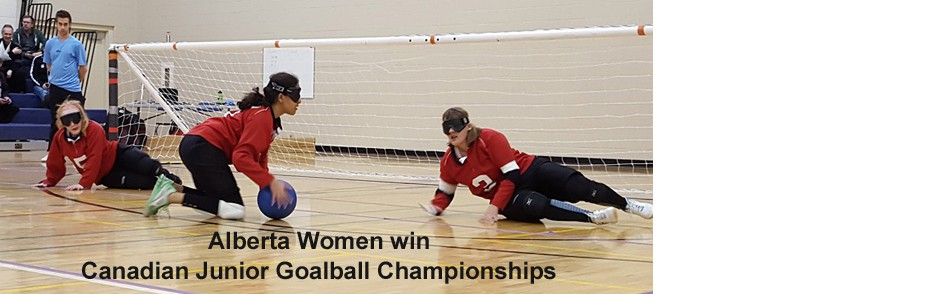Alberta women win Jr Champs