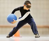 Kids Goalball
